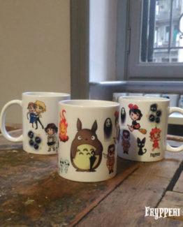Tazza Totoro Studio Ghibli