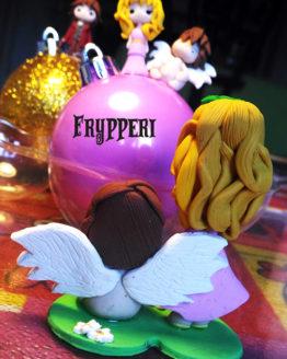 Cake Topper Personalizzato Pollon
