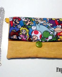 Borsa Super Mario