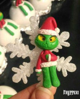 Fiocco Di Neve Grinch