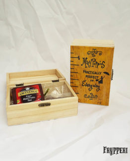 Scatola Box tea Mary Poppins