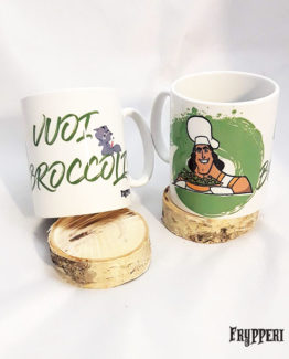 mug Kronk follie dell'imperatore frypperi
