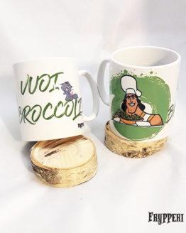 mug Kronk follie dell'imperatore frypperi