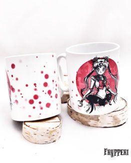 mug sailor moon frypperi