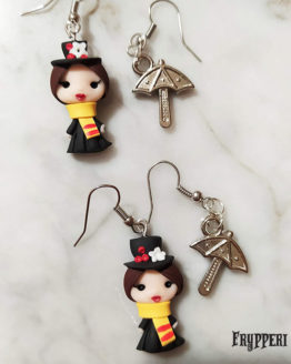 orecchini mary poppins frypperi