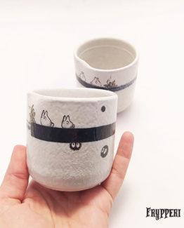Tazza Giapponese Totoro Frypperi