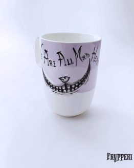 Tazza We Are All Mad Here