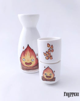 Sake Calcifer