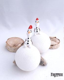Palline Natale Olaf