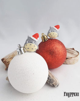 Palline Natale Totoro