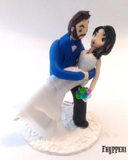 Cake Topper Casche