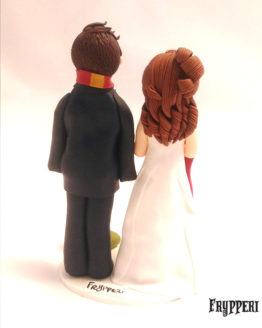 Cake Topper Harry Potter Grifondoro