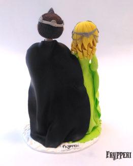 Cake Topper Signore degli anelli