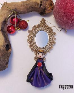 Decorazione Natale Specchio Grimilde