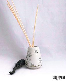 Diffusore Aroma Totoro Bianco